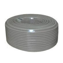Комбинированные кабели для систем видеонаблюдения КВК 2*0,75 100 м