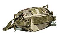 Плечевая тактическая сумка_2, 25 см