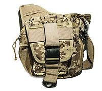 Плечевая тактическая сумка_3, 30 см