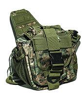 Плечевая тактическая сумка_4, 30 см