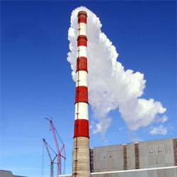 промышленные дымовые трубы