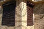 Рольставни  роллеты на окна, защитные жалюзи,рольворота, фото 5