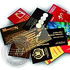 Визитки - Печать и изготовление визиток в Алматы, фото 4