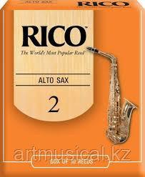 Трости Rico на саксофон