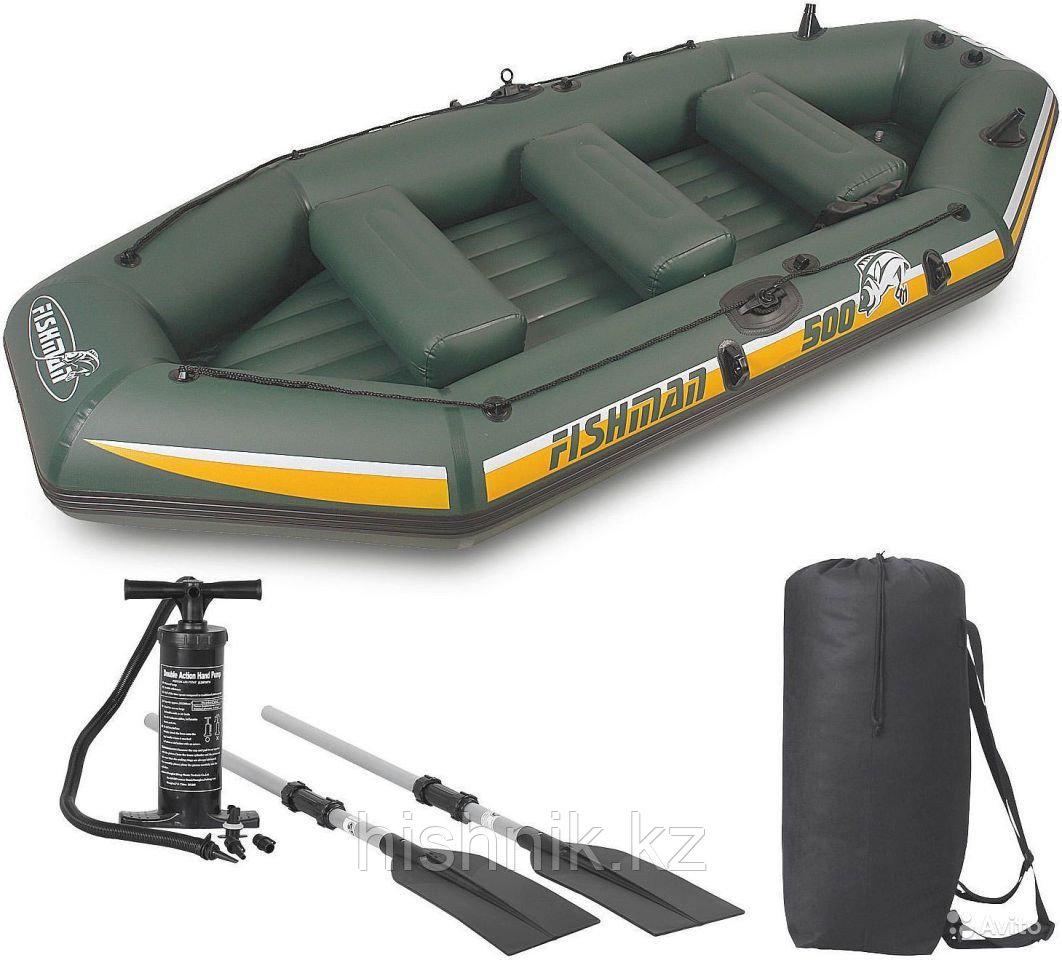 """Лодка """"FISHMAN II-500"""""""