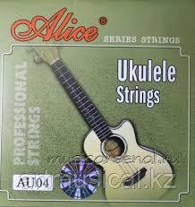 Струны на укулеле