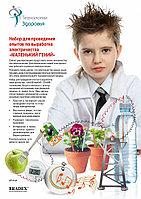Набор для проведения опытов по выработке электричества «МАЛЕНЬКИЙ ГЕНИЙ»