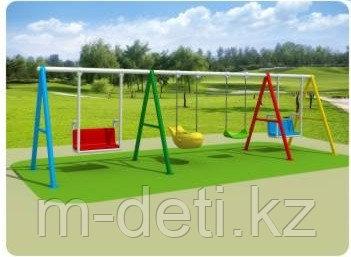 Игровой комплекс - качели Уми Зуми