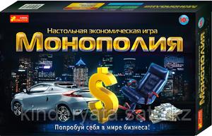 Настольная игра Монополия Ранок Creative