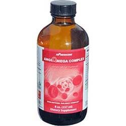 Препарат  снижение  холестерина (АнгиОмега Комплекс)