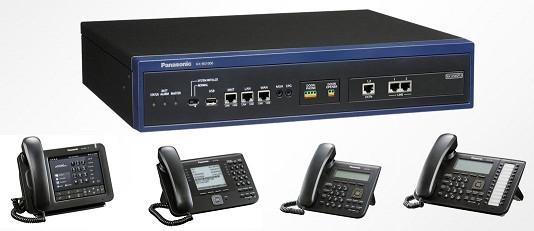 IP АТС Panasonic KX-NS1000