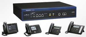 IP АТС Panasonic KX-NS1000