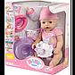 Интерактивная кукла Zapf Creation Baby born 820-414 Бэби Борн Кукла 43 см, кор., фото 2
