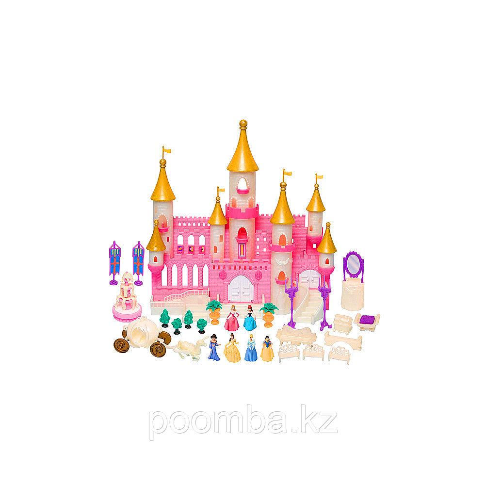 """Игровой набор """"Принцессы Диснея"""" - Волшебный замок с золотыми башнями"""
