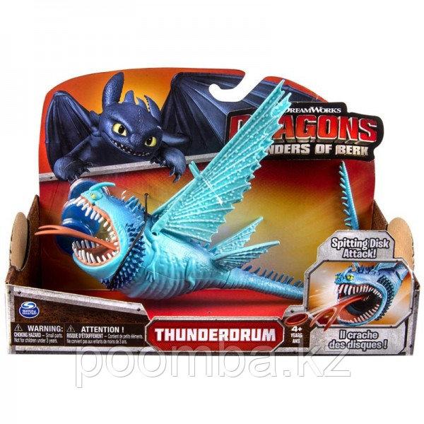 Фигурка Dragons Функциональный дракон Громобой - фото 1