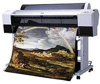 Высококачественная печать на холсте