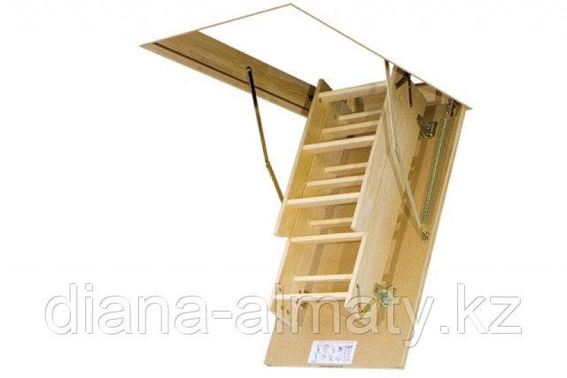 Чердачная лестница 70х130х305 FAKRO LWS SMART  тел.Whats Upp. 87075705151