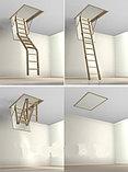 Чердачная лестница 70х130х305 FAKRO LWS SMART  тел.Whats Upp. 87075705151, фото 3