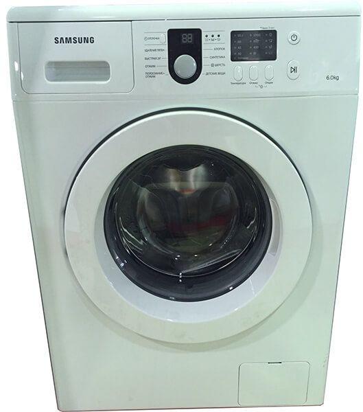 Cтиральная машина Samsung WF8590NLW8DYLD