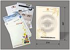 Фирменные бланки, печать фирменных бланков в Алматы, фото 3