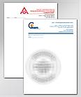 Фирменные бланки, печать фирменных бланков в Алматы, фото 6