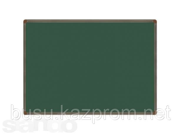 Доска  1200х2400 магнитно, меловая (зеленая)+магнитная,  настенная