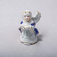 """Фарфоровая статуэтка """"Ангел"""" (7см)"""