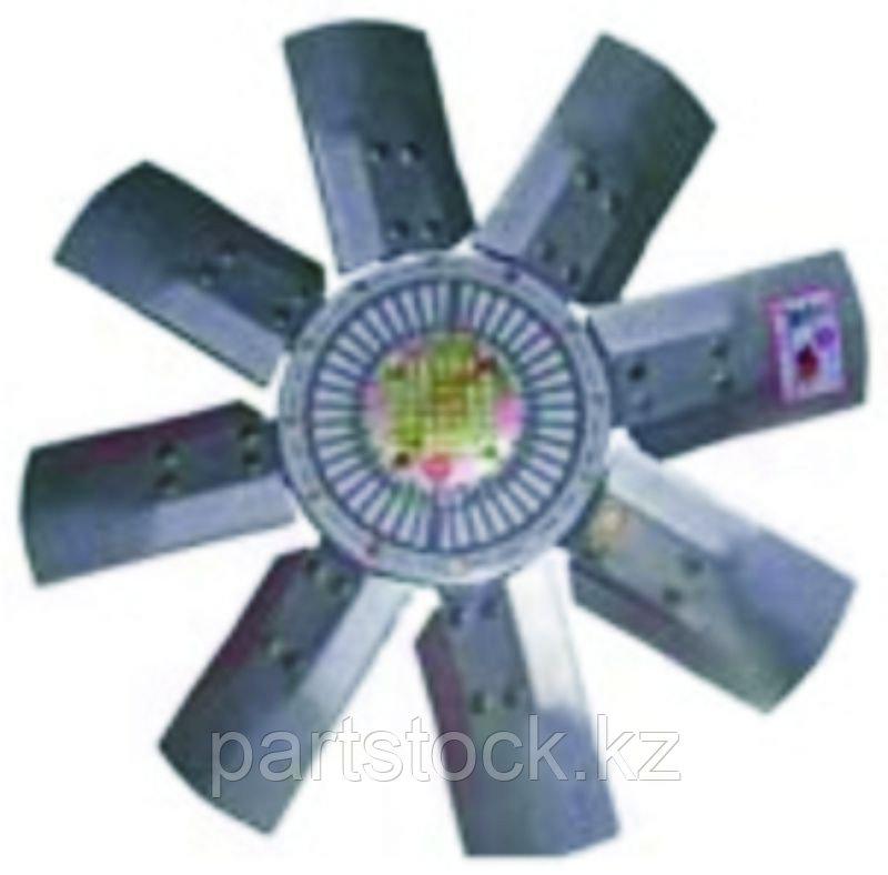 Гидромуфта (вискомуфта), с вентилятором  650 mm на / для MERCEDES, МЕРСЕДЕС, FAN MARKET FM183