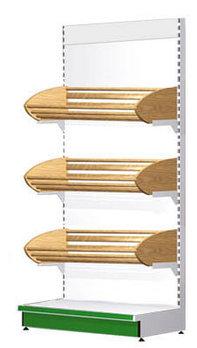 Металлические стеллажи хлебные