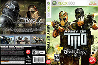 Army of two:The Devil's Cartel