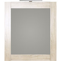 """""""Simphony"""" панель с зеркалом и светильником, Sim.02.07/DS, ТМ «AQWELLA»"""
