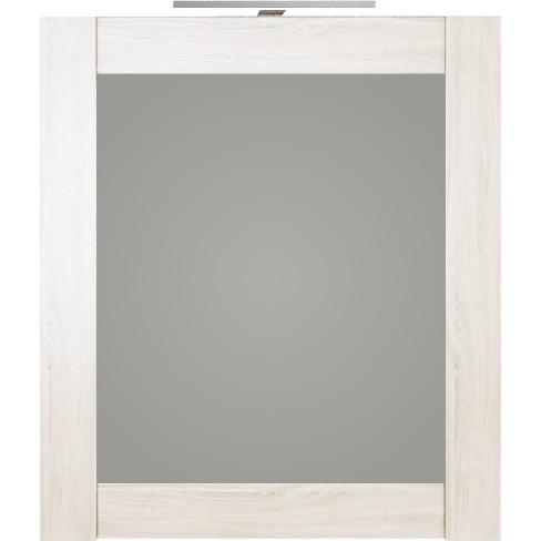 """""""Simphony"""" панель с зеркалом и светильником, Sim.02.07/SB, ТМ «AQWELLA»"""