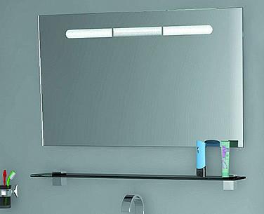 """Европа""панель с зеркалом и подсветкой Eu.02.10, ТМ «AQWELLA»"