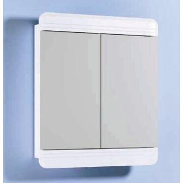 """""""Корсика"""" Шкаф-зеркало  Kor.04.07, ТМ «AQWELLA»"""