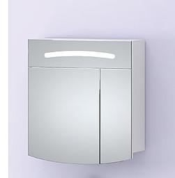 """""""Темпо"""" Шкаф-зеркало с подсветкой Tmp.04.06, ТМ «AQWELLA»"""