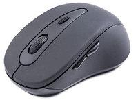 Мышка, X-Game, XM-550OBB, 800/1200/1600 DPI, Bluetooth 3.0, Оптический, 15 метров, Чёрный, фото 1