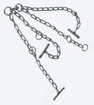Привязь трёхконцевая (ПТК 00.010)