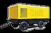 Передвижные дизельные  винтовые компрессоры DLCY-15/13