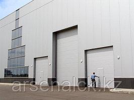 Промышленные ворота ProPlus Алютех
