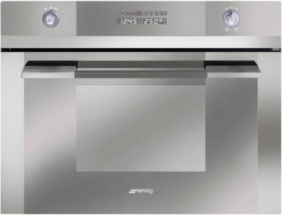 Встраиваемая духовка с функцией пароварки Smeg SC45VC2