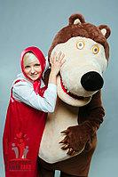 Детский праздник в стиле «Маша и Медведь»