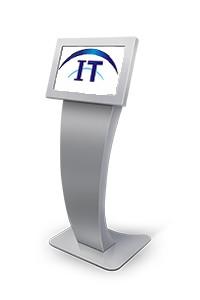 """Сенсорный инфокиоск «Ласточка» с диагональю экрана """"17"""""""