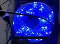 Дюралайт LED, 10 м, синий
