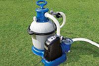 Песочный фильтр-насос + хлорогенератор 220В, 10000 л/ч, фото 1