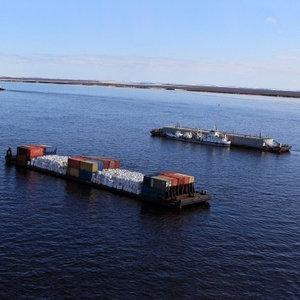 Грузовые перевозки речным транспортом