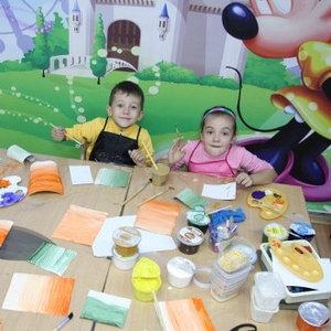 детские образовательно-воспитательные учреждения