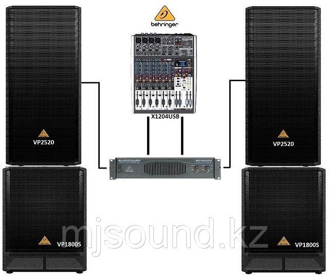 Комплект пассивной  акустики Behringer VP - 3