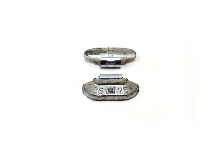 Противовес для стальных дисков 25 гр