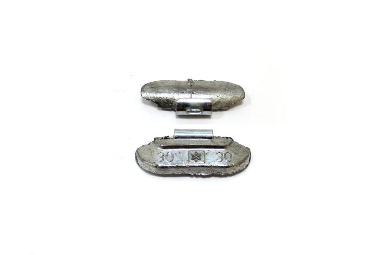 Противовес для стальных дисков 30 гр