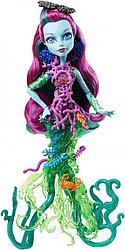 Monster High «Страшный Барьерный Риф» Кукла Поси Риф, Монстер хай
